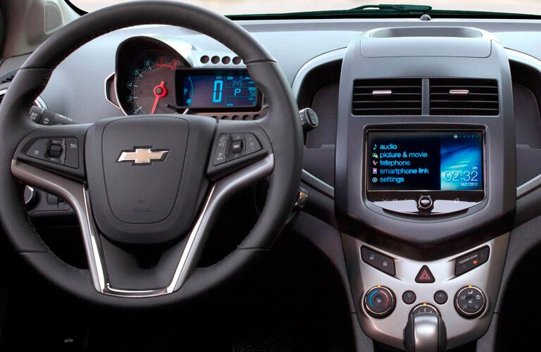2015 Chevy Sonic Chattanooga TN