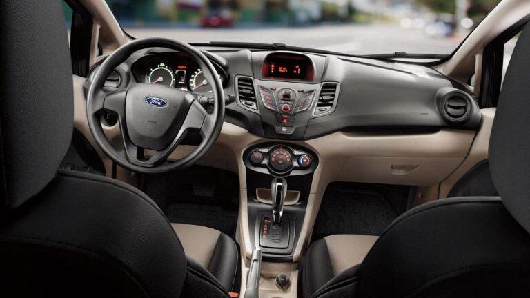 2015 Ford Fiesta Chattanooga TN