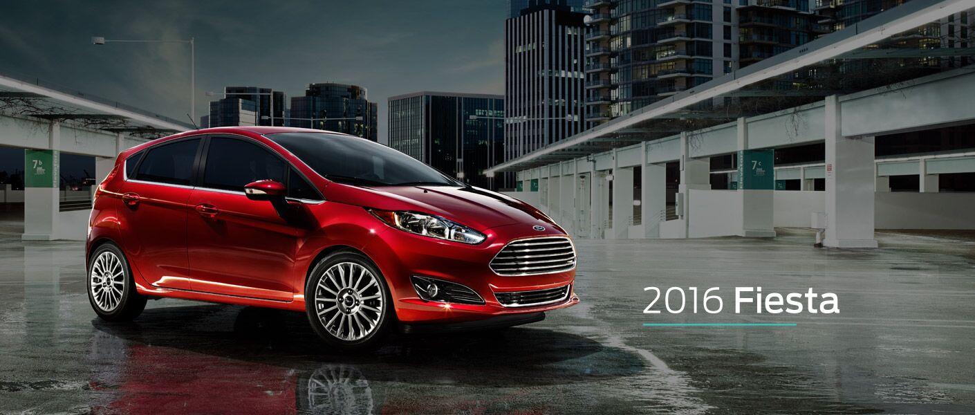 2016 Ford Fiesta Scottsboro AL