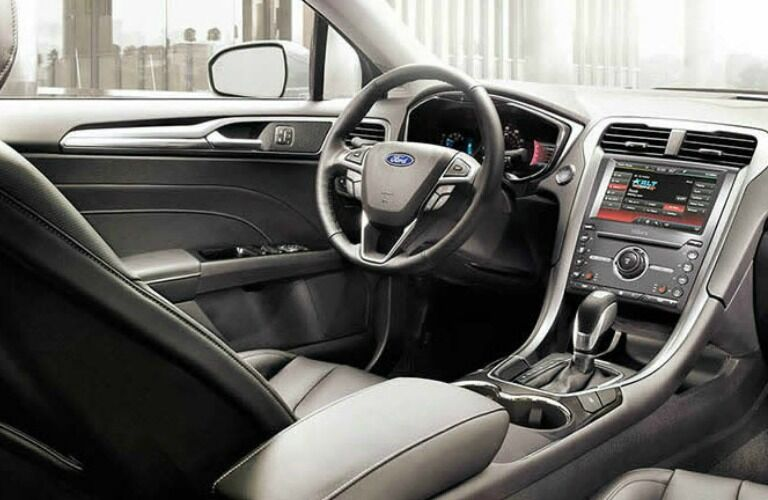 2016 ford fusion chattanooga tn