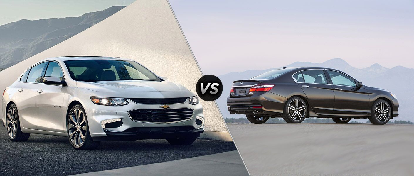 2016 Chevy Malibu vs 2016 Honda Accord Scottsboro AL