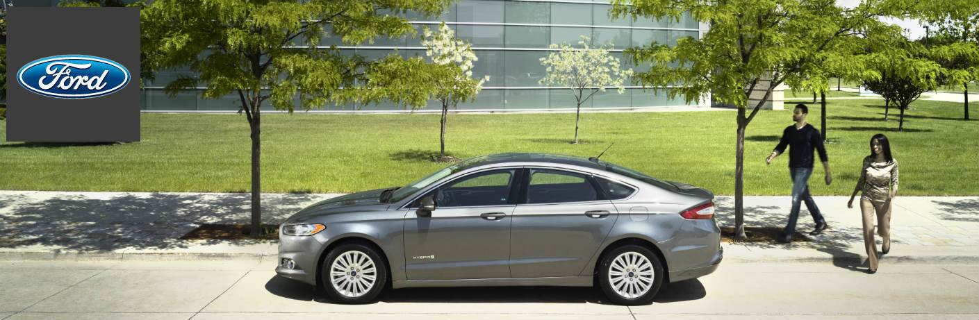 2016 Ford Fusion Hybrid Inventory
