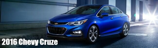 2016 Chevy Cruze Scottsboro AL