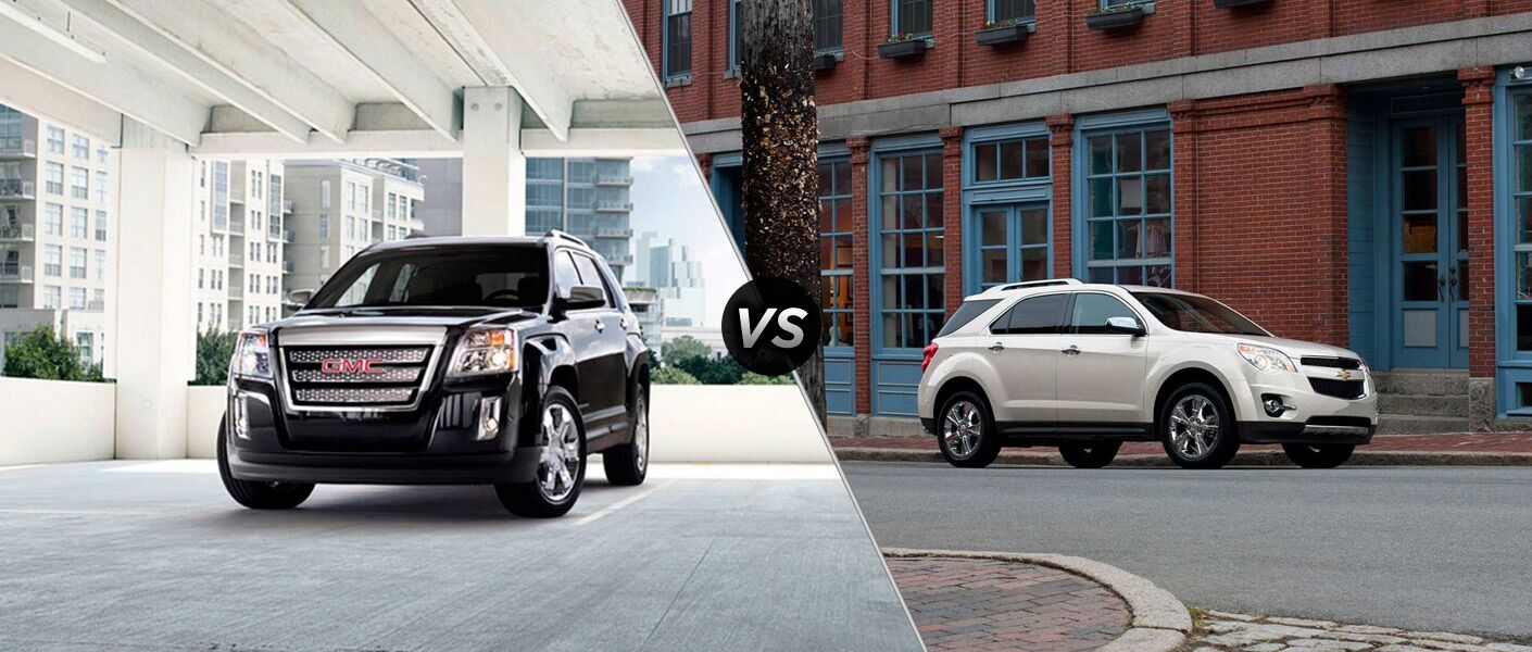 2015 gmc terrain vs 2015 chevy equinox. Black Bedroom Furniture Sets. Home Design Ideas