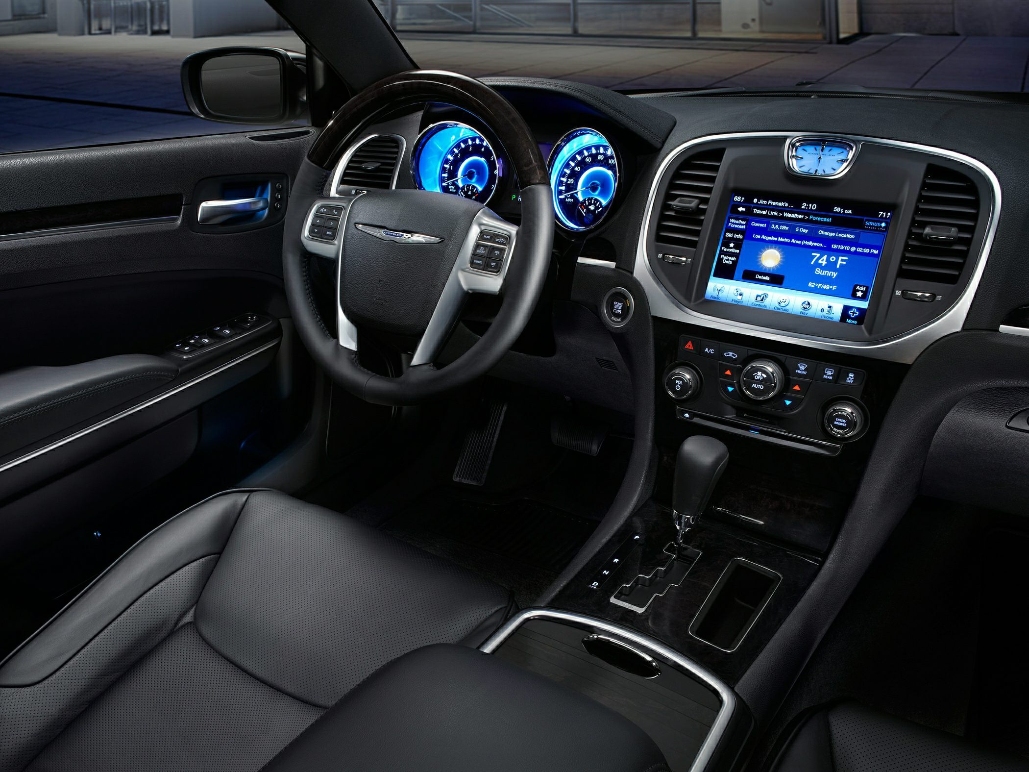 2016 Chrysler 300 - Interior