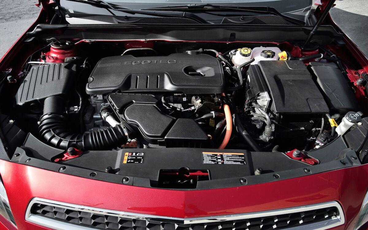 Ремонт автомобилей шевроле3