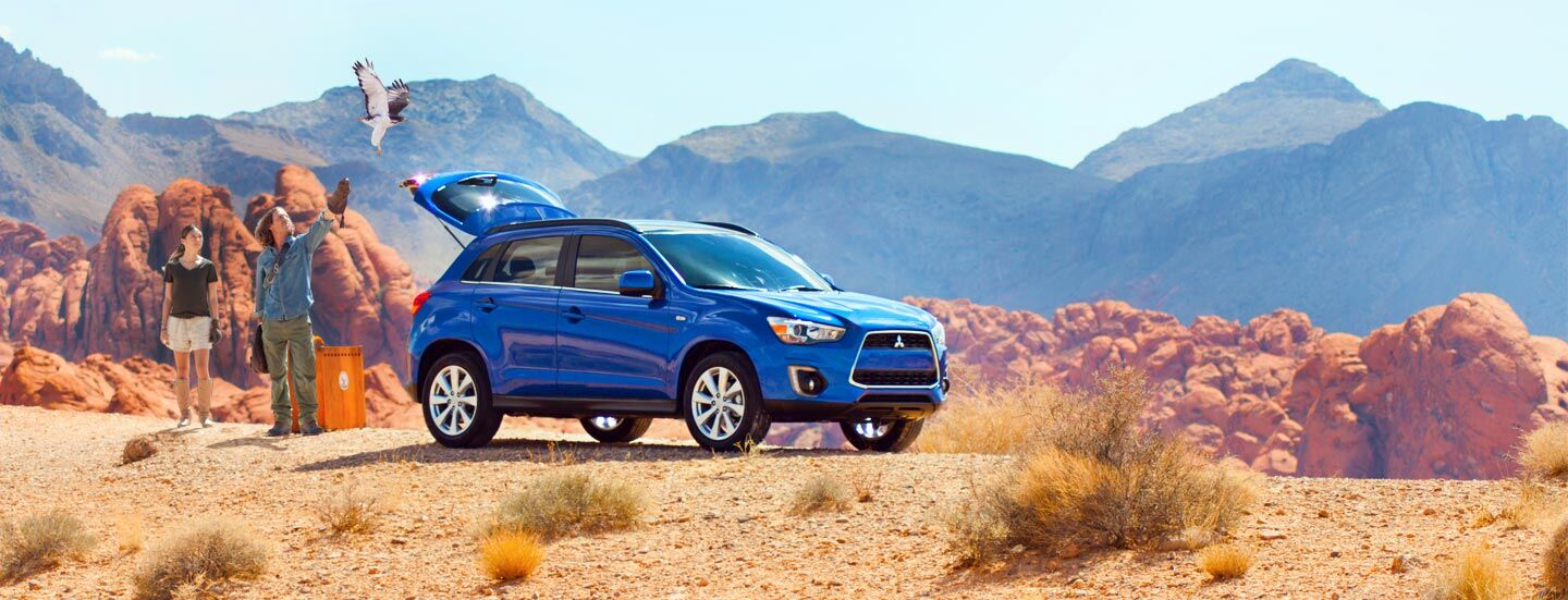 Why the 2015 Outlander Sport is the Best Value Crossover