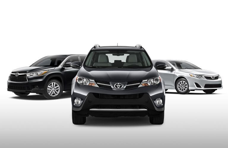 Purchase your next car at Ferris Toyota