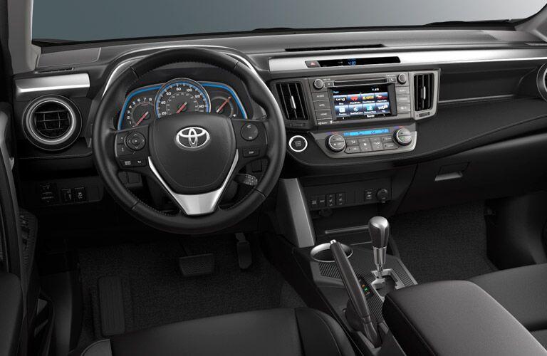 2015 Toyota Rav4 vs. 2015 Hyundai Santa Fe Palo Alto CA