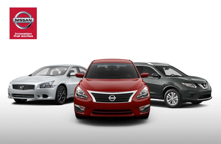 Purchase your next car at Nissan of Vacaville