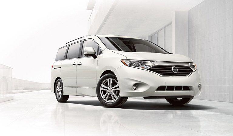 Quest minivan Vacaville Nissan Davis CA