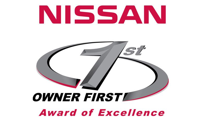 Nissan Owner First Award of Excellence
