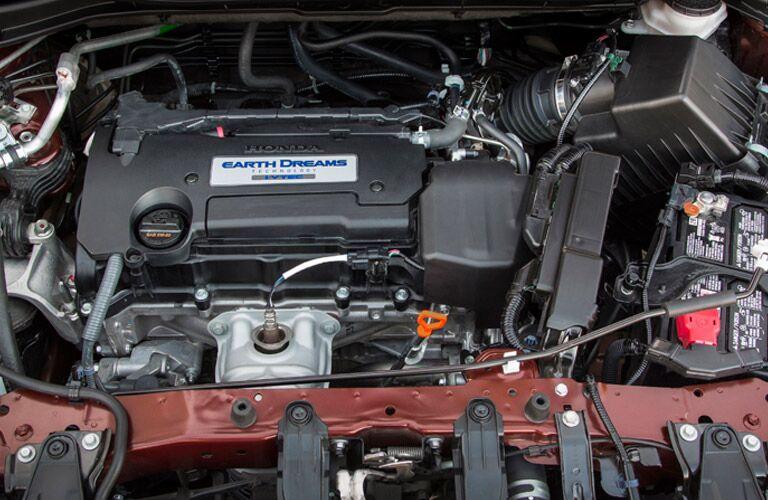 2015 Honda CR-V Earth Dreams