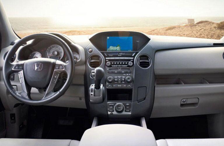2015 Honda Pilot 2WD vs. 4WD