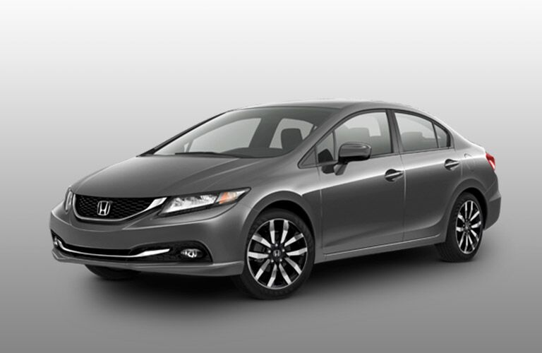 2015 Honda Civic Ex L Vs 2015 Honda Civic Ex