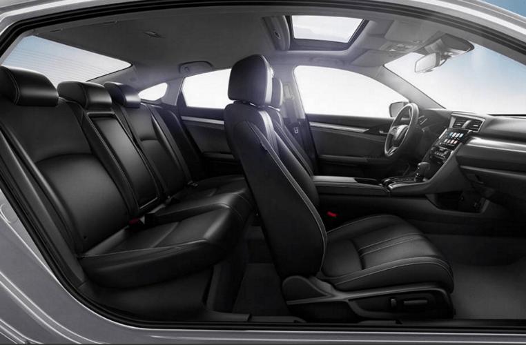2016 Honda Civic EXL vs Touring