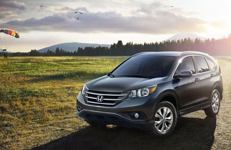 2014 Honda CRV vs Ford Escape