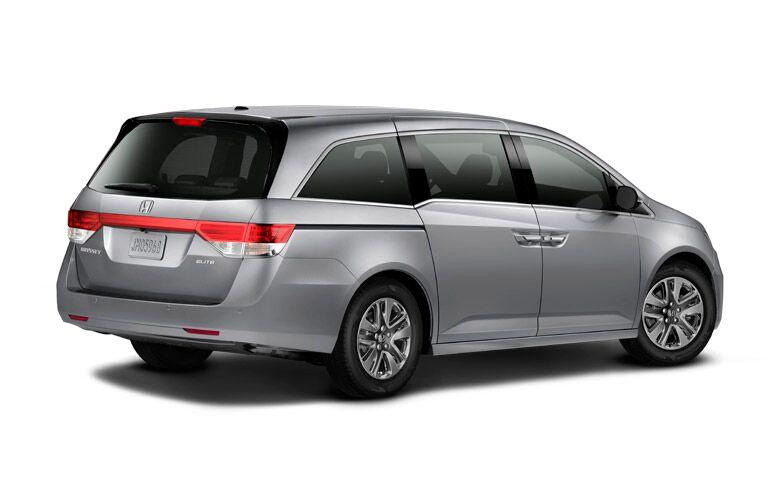 2015 Honda Odyssey EX vs 2015 Honda Odyssey LX