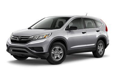 2015 Honda CR-V LX vs EX