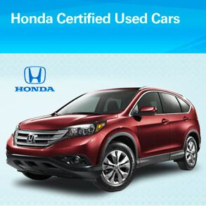 Honda Certified near Chicago