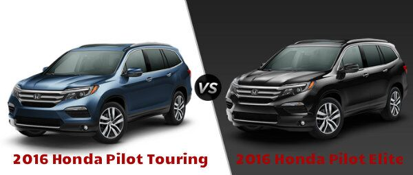 2016 honda odyssey vs 2016 honda pilot. Black Bedroom Furniture Sets. Home Design Ideas