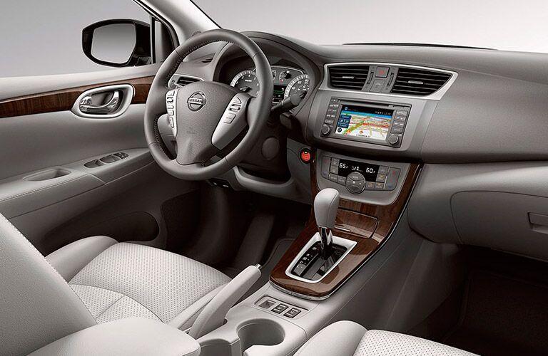 2015 Nissan Sentra S vs. SV
