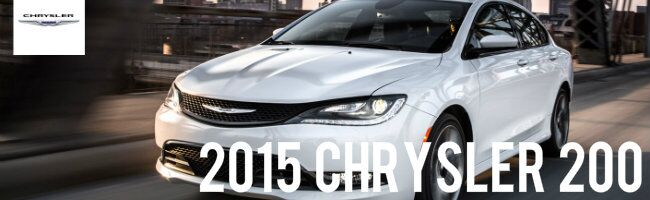 2015 Chrysler 200 Kenosha WI
