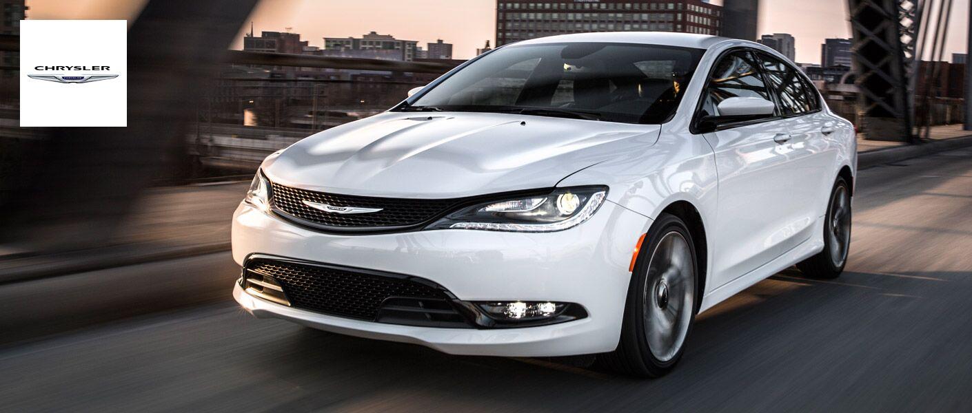 2015 Chrysler 200 S vs 2015 Chrysler 200 LX