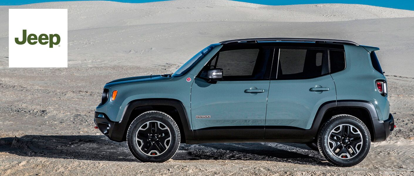 2015 jeep renegade vs 2015 honda cr v