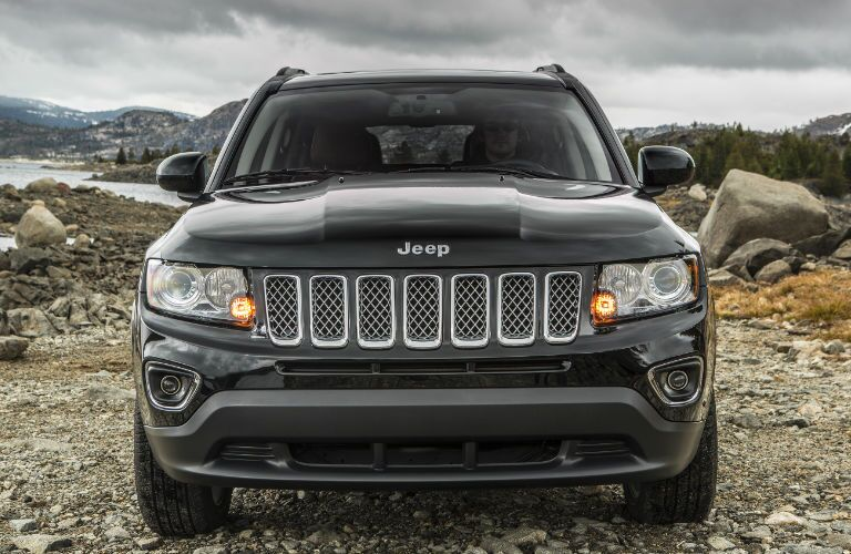 2015-Jeep-Compass-Front
