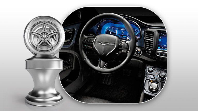 Interior 2015 Chrysler 200