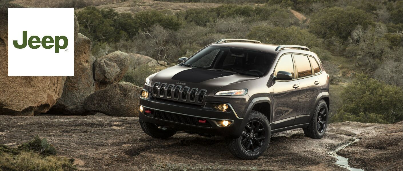 2016 Jeep Cherokee Kenosha WI