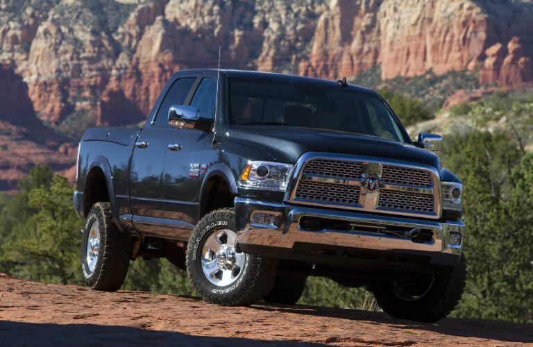 2016 RAM 2500 Front View