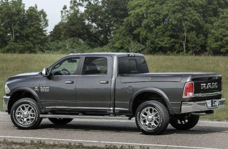 2016 RAM 2500 Taillights design