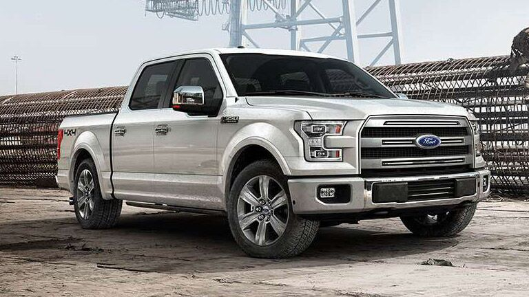 2015 Ford F-150 exterior Fillback Southern Wisconsin