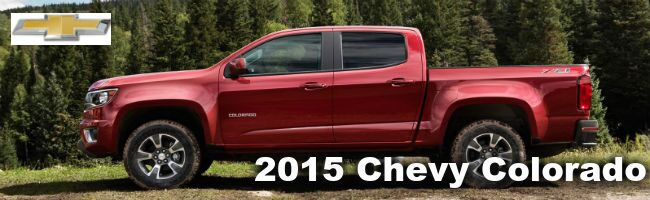 2015 Chevy Colorado Southern Wisconsin