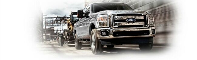 The 2015 Ford Super Duty trucks Tampa FL are strong and powerful.