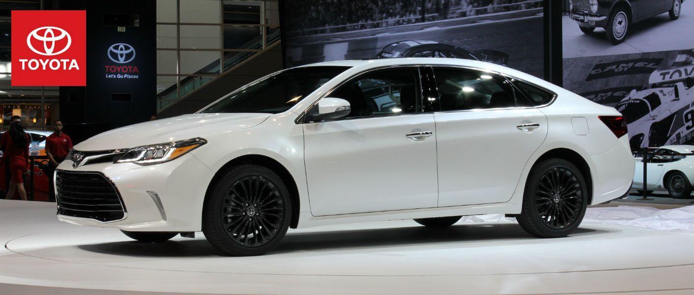 2016 Toyota Avalon Randolph VT