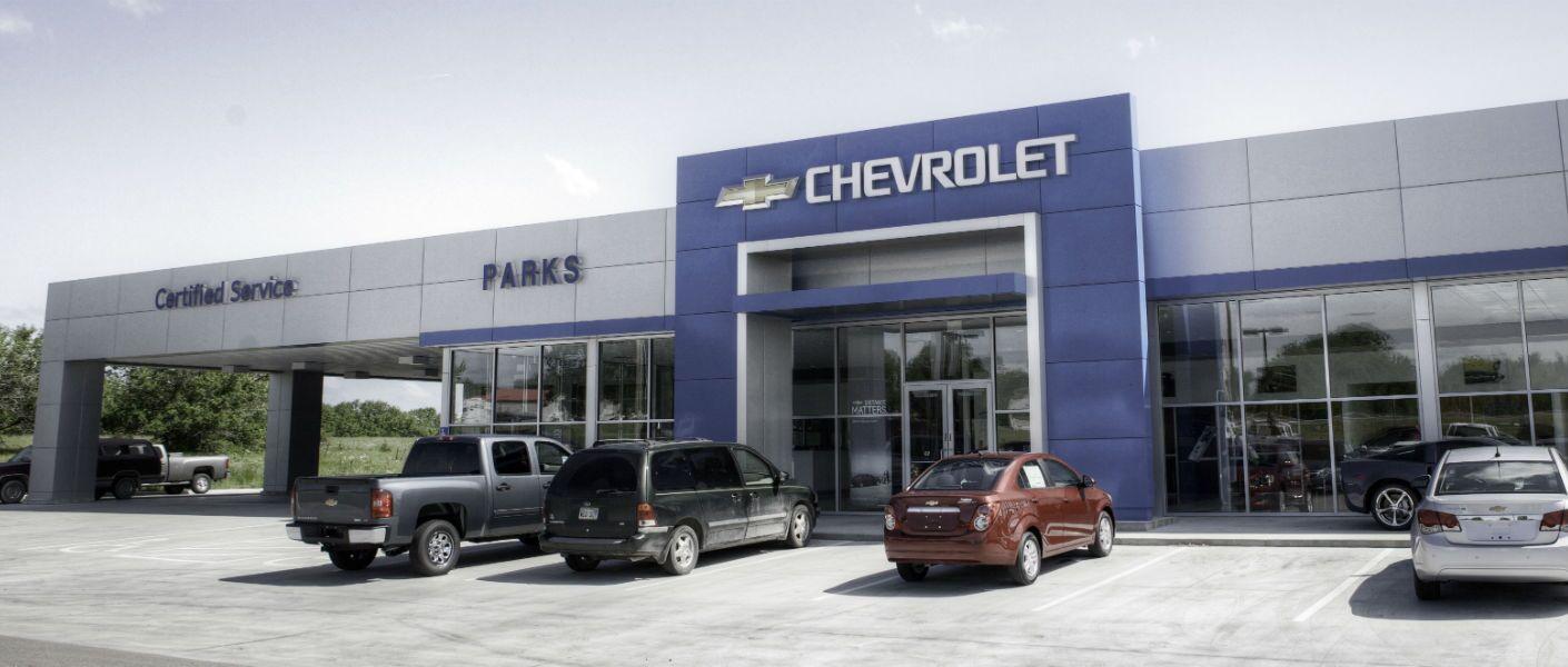Parks Motors Chevrolet Wichita, KS