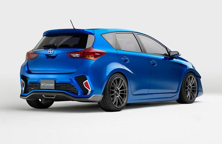 2016 Scion Im Vs 2016 Subaru Impreza