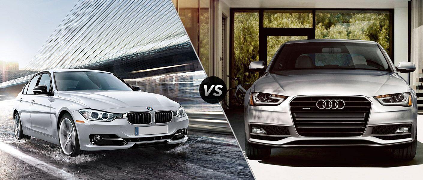 BMW I Vs Audi A - Bmw 328i vs audi a4