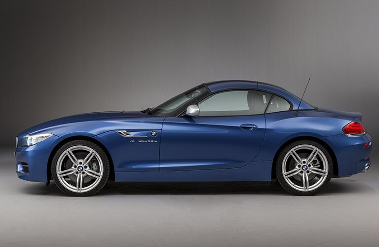 2015 BMW Model Specials Topeka KS Z4