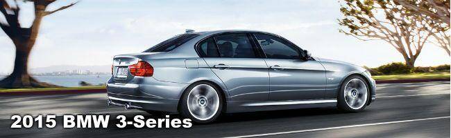 2015 BMW 3-Series Topeka KS