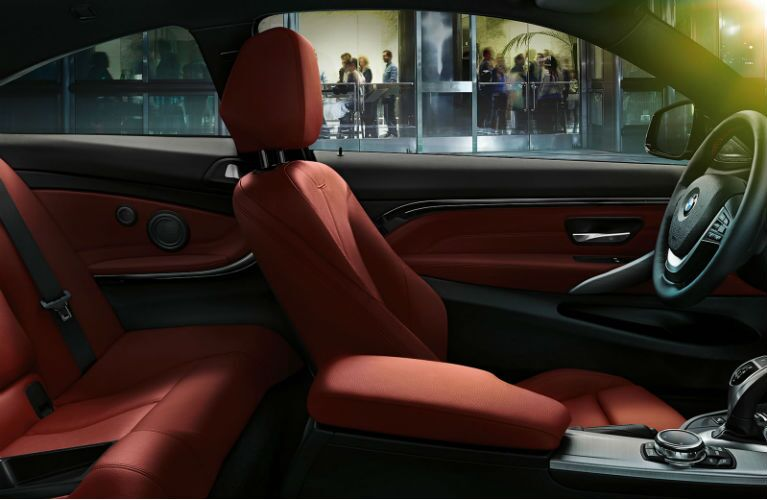 2015 BMW 4-Series Interior