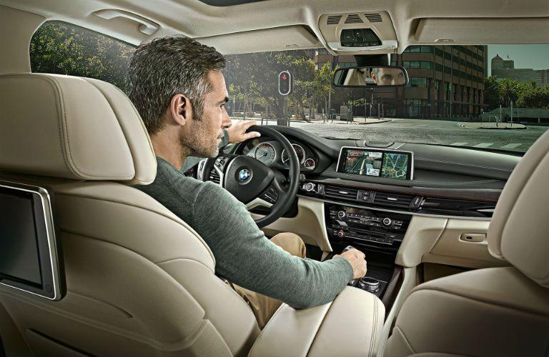 2015 BMW X5 Interior Front Seat Infotainment Topeka KS