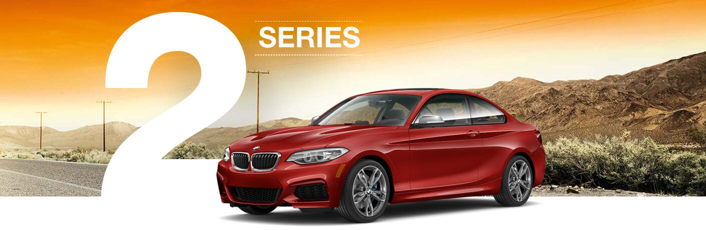 2016 BMW 2 Series Topeka KS sideview