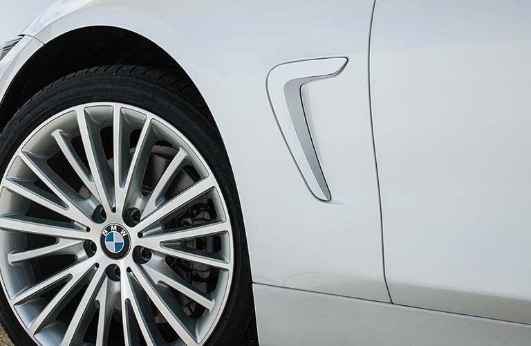 2016 BMW 4 Series Rim