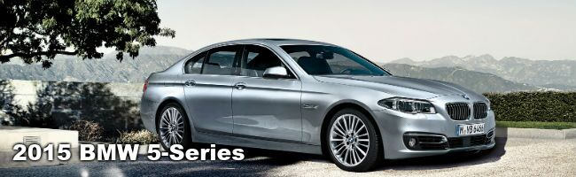 2015 BMW 5-Series Topeka KS