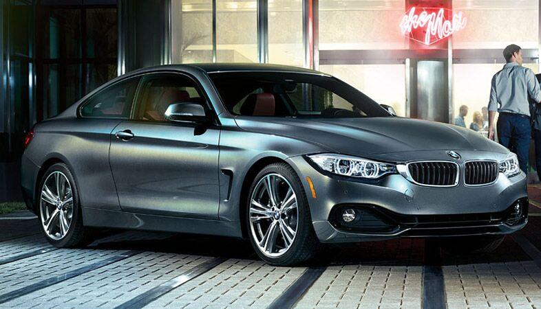 BMW 4 Series Exterior
