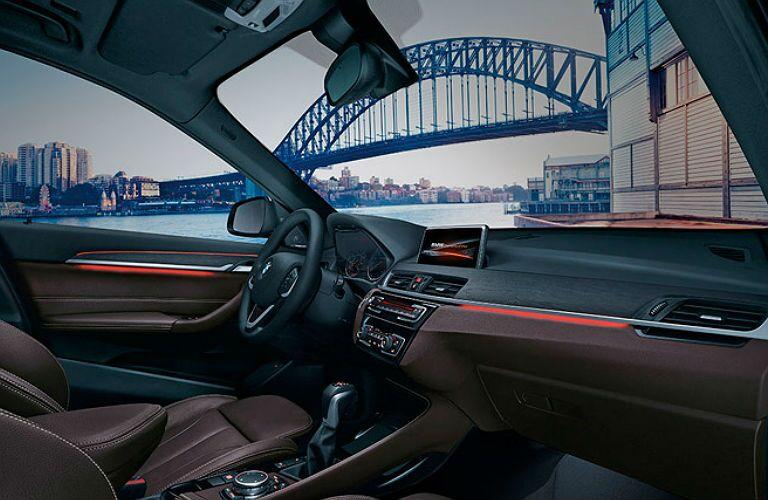 2016 BMW X1 Topeka KS interior